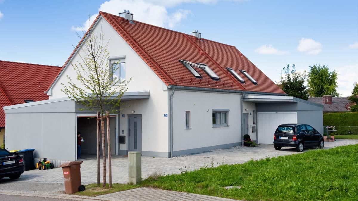 Doppelhaus Euphemiaweg