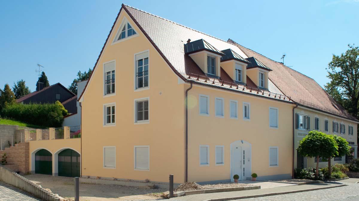 Einfamilienhaus Baier